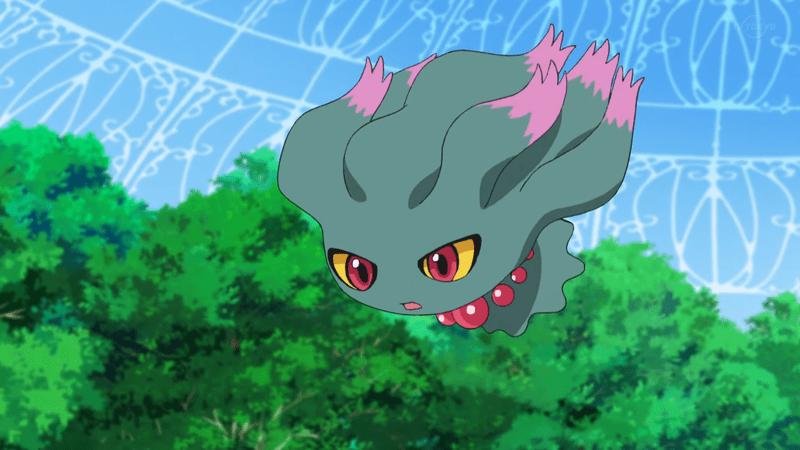 Misdreavus de Goh WikiDex la enciclopedia Pokémon