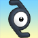 Cara de Unown Z 3DS.png