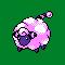Imagen de Mareep variocolor en Pokémon Plata
