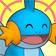 Cara eufórica de Mudkip 3DS.png