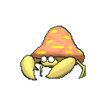 Parasect XY variocolor.png