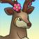 Cara de Sawsbuck primavera 3DS.png