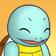 Cara feliz de Squirtle 3DS.png