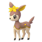Deerling invierno GO.png