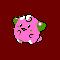 Imagen de Cleffa variocolor en Pokémon Plata