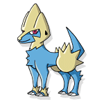Manectric de Lucy Fleetfoot.png