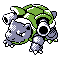 Imagen de Blastoise variocolor en Pokémon Plata