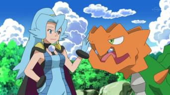 EP798: ¡Un Pokémon de un color diferente! / ¡Un Pokémon de diferente color!