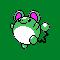 Imagen de Marill variocolor en Pokémon Plata