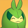 Cara feliz de Swadloon 3DS.png