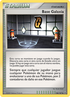 Carta Base Galaxia