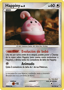 Carta de Happiny
