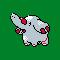 Imagen de Phanpy variocolor en Pokémon Plata