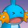 Cara llorando de Mudkip 3DS.png