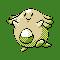 Imagen de Chansey variocolor en Pokémon Plata