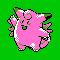 Imagen de Clefable variocolor en Pokémon Plata