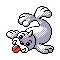 Imagen de Seel variocolor en Pokémon Plata