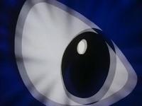 Misdreavus usando mal de ojo.