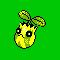 Imagen de Sunkern variocolor en Pokémon Plata