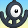 Cara de Unown U 3DS.png