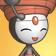 Cara feliz de Meloetta danza 3DS.png