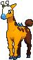 Girafarig XY variocolor hembra.png