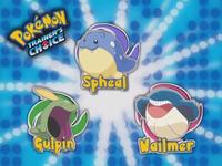 ¿Cuál de estos Pokémon tiene 2 evoluciones?