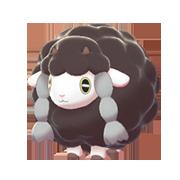 Imagen de Wooloo variocolor en Pokémon Espada y Pokémon Escudo