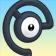 Cara de Unown C 3DS.png