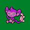 Imagen de Aipom variocolor en Pokémon Plata