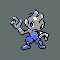 Imagen de Tyrogue variocolor en Pokémon Plata