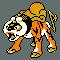 Imagen de Raikou variocolor en Pokémon Plata