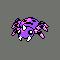 Imagen de Spinarak variocolor en Pokémon Plata
