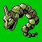 Imagen de Onix variocolor en Pokémon Plata