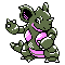 Imagen de Nidoqueen variocolor en Pokémon Plata