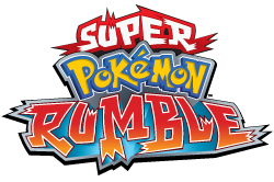 Logo Super Pokémon Rumble