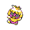 Imagen de Smoochum variocolor en Pokémon Plata