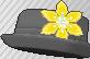 Pin de flor amarillo.png