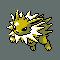 Imagen de Jolteon variocolor en Pokémon Plata
