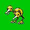 Imagen de Doduo variocolor en Pokémon Plata