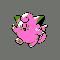 Imagen de Clefairy variocolor en Pokémon Plata