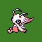 Imagen de Celebi variocolor en Pokémon Plata
