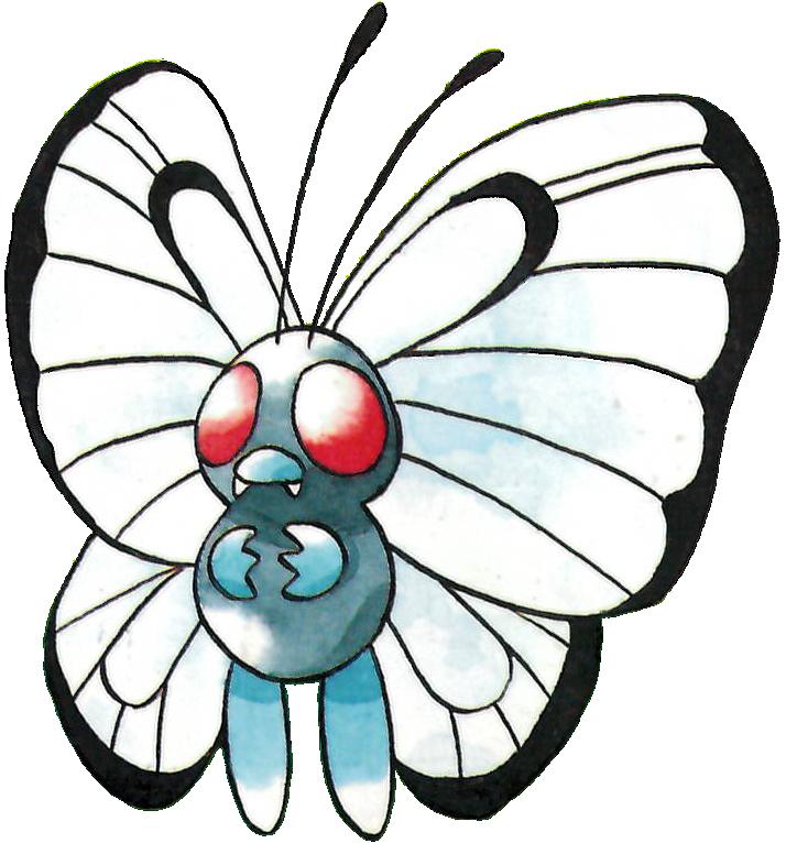 Butterfree en la primera generación.png
