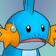 Cara angustiada de Mudkip 3DS.png