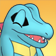 Cara feliz de Totodile 3DS.png