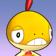 Cara asustada de Scraggy 3DS.png