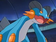 Swampert de Tucker/Tactio