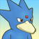 Cara de Golduck 3DS.png