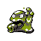 Imagen de Grimer variocolor en Pokémon Plata
