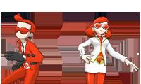 VS Comandante y Recluta del Team Flare (2).png